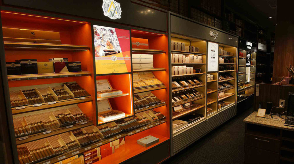 Explore Our Humidor