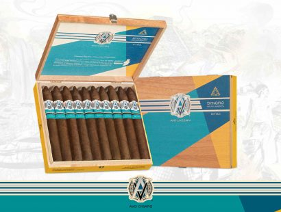 New at Cutters: AVO Syncro Ritmo